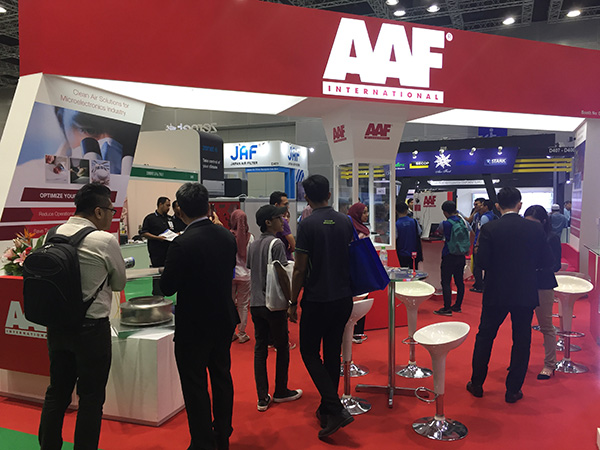 AAF at REVAC Expo & Forum