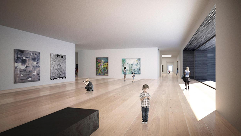 AAF Gas Phase Solution for the Artifacts and Art in Norway's New Museum