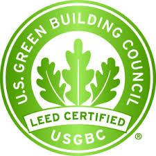 U.S. Green Building Council LEED Certified