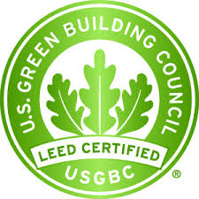 U.S. Green Building Council LEED Certified