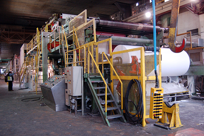 Pulp and Paper Mill Uses SAAFShield to Ensure Productivity