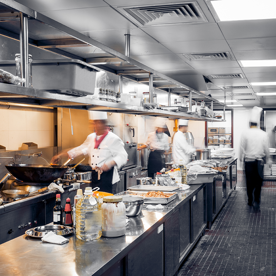 An Odor Control Solution Using VariSorb XL Filters for Busy French Restaurant