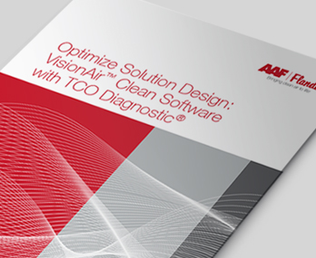 Optimize Solution Design: VisionAirTM Clean Software with TCO Diagnostic® Guide
