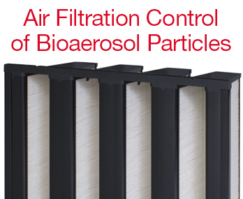 Air Filtration Control V-Bank Filter
