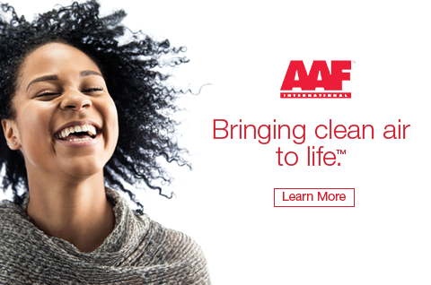 AAF International Bringing Clean Air to Life