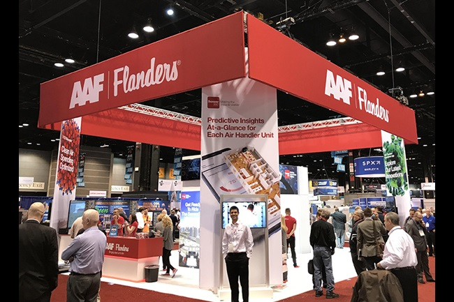 AAF Flanders at AHR 2018