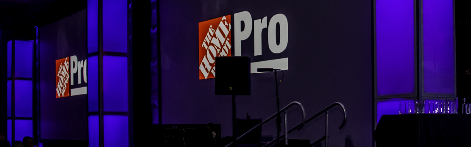Home Depot Pro Stage