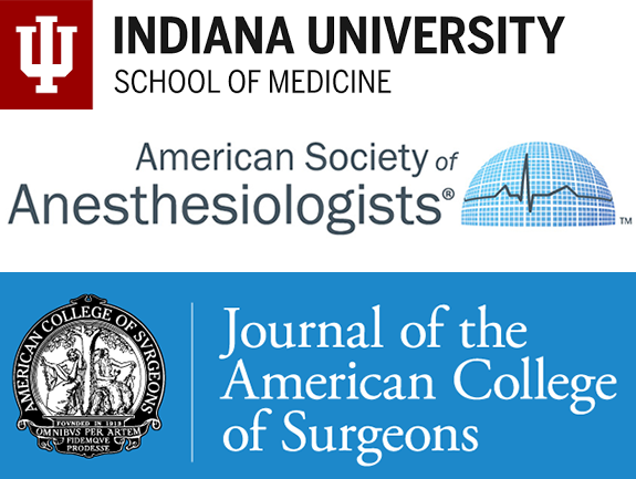 Surgical Headgear Study publicerades i Journal of American College of Surgeons