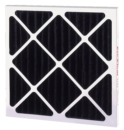 Prepleat ac,prepleat,prepleatac,activated carbon,remediation,high dhc,low resistance,odor,odor problems,adsorptive capacity,adsorbates,carbon,carbon filter,carbon air filter