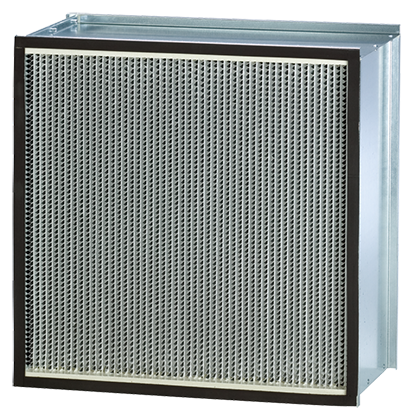 MEGAcel I,high tensile strength,ePTFE media,negligible offgassing,energy saving,maximum efficiency,low pressure drop,hepa,ulpa,hepa ulpa,hepa ulpa filter
