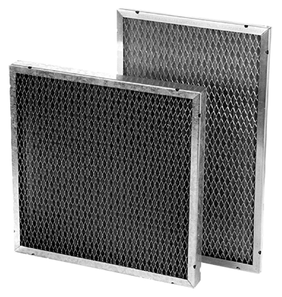 permanent metal air filter, Panel filter, Washable filter
