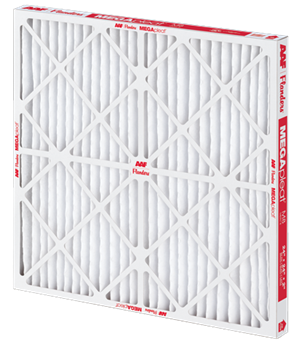 Pleated filter, MEGApleat M8 filter, pleated air filter, high DHC pleat, high DHC pleated filter, low initial resistance pleat, strong pleat, strong pleated filter