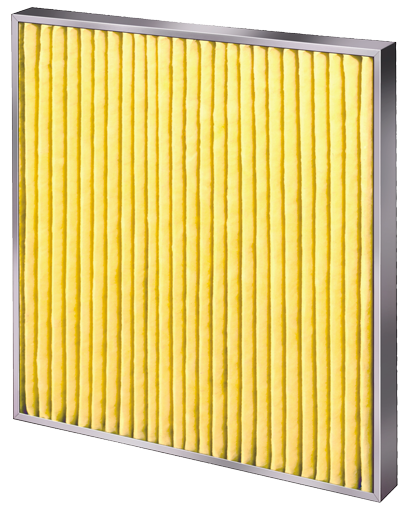 PREpleat HT HC filter, high temperature filter, pleated filter, pleated air filter