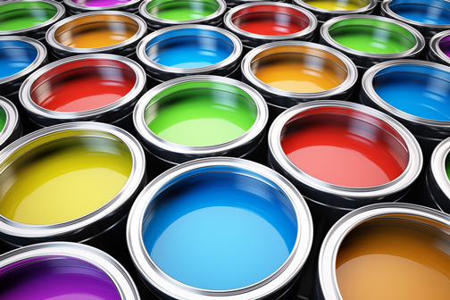 Paint Coatings Pigments