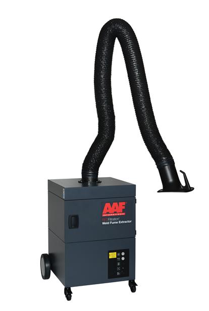 product overview the weld fume extractor - Welding Fume Extractor